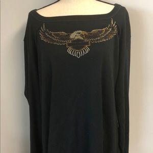 Ladies Harley Davidson sweater!